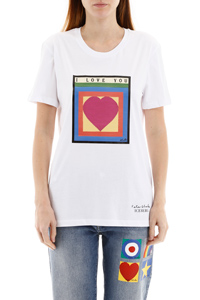 T-SHIRT STAMPA I LOVE YOU