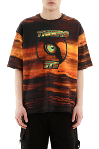 T-SHIRT TIGER'S EYE