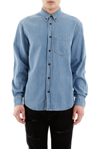 CAMICIA IN DENIM CHAMBRAY