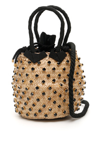 BORSA NINA SMALL BASKET BAG 23980