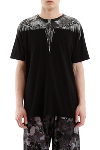 T-SHIRT STAMPA WINGS CAMOUFLAGE