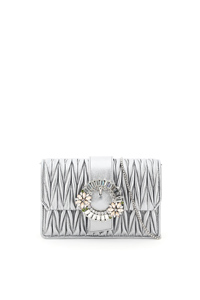 MY MIU JEWELS CLUTCH