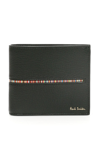 SIGNATURE STRIPE WALLET