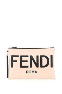 POUCH LARGE FENDI ROMA