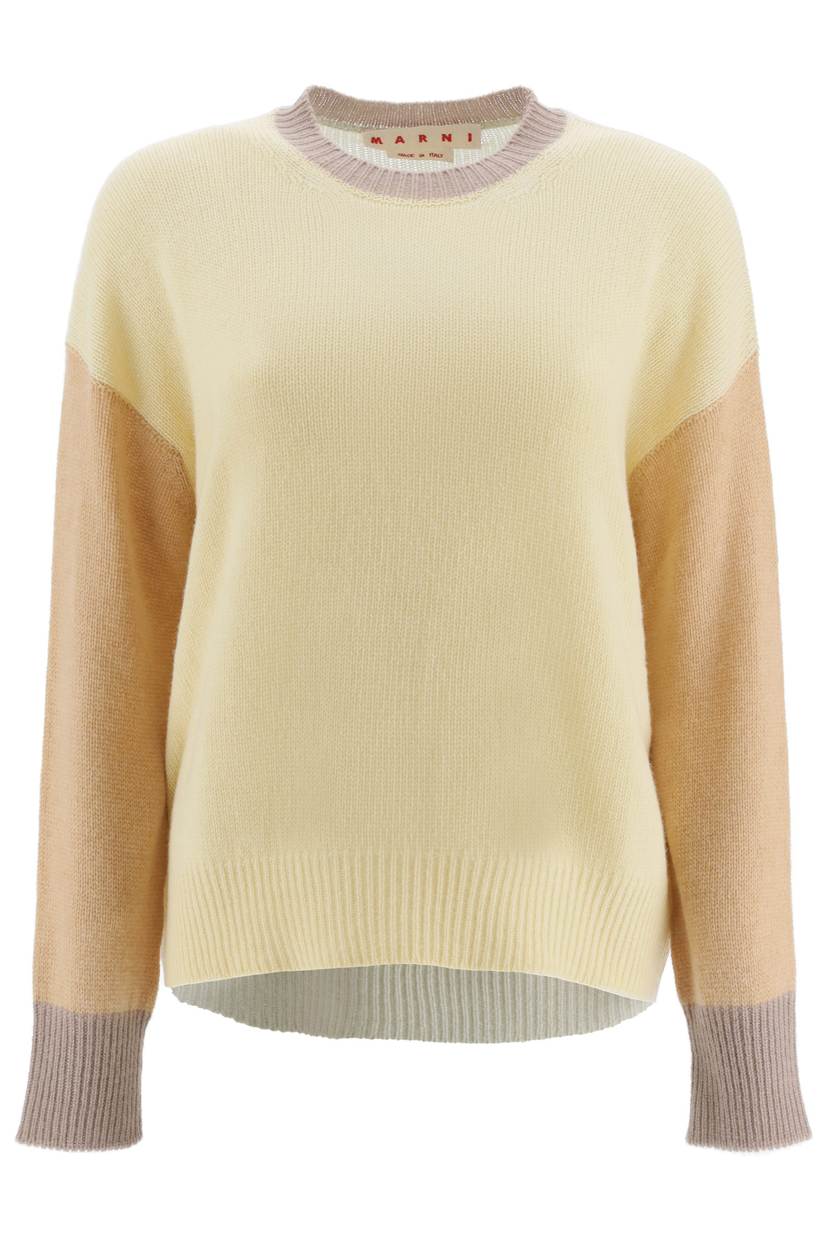 PULLOVER IN CACHEMIRE