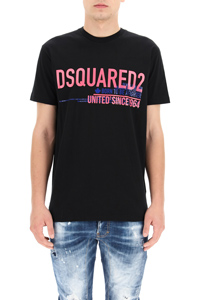 T-SHIRT STAMPA UNITED SINCE '64