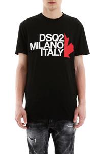 T-SHIRT DSQ2 MILANO