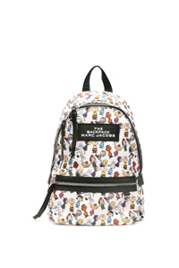 ZAINO MEDIUM PEANUTS X MARC JACOBS COLLABORATION
