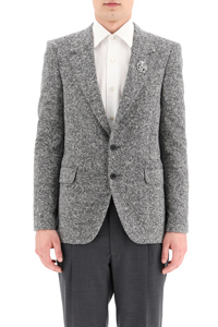 BLAZER SQUARE IN TWEED