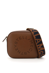 CAMERA BAG WITH PERFORATED STELLA LOGO