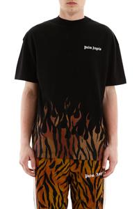 T-SHIRT TIGER FLAMES