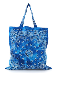 SHOPPING STAMPA BANDANA