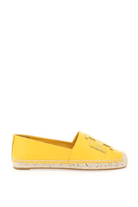 INES LEATHER ESPADRILLES