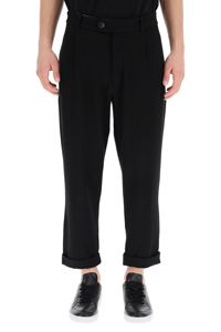 DAVE MILAN CARROT FIT TROUSERS