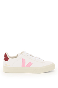 CAMPO CHROMEFREE LEATHER SNEAKERS