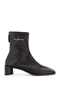 BERTINE LEATHER BOOTS