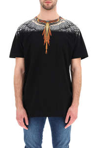 T-SHIRT STAMPA GRIZZLY WINGS