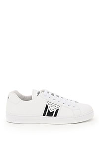 NEW AVENUE LEATHER SNEAKERS