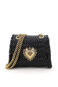 DEVOTION CHEVRON WOVEN BAG