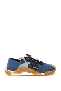 NS1 SNEAKERS DENIM PATCHWORK