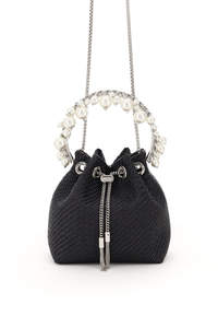 BON BON MINI BAG WITH PEARLS