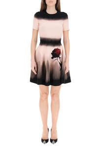 MINI DRESS ROSE