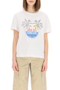 SUMMER TOUR PRINT T-SHIRT