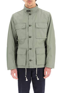 GIACCA CASUAL FLYN IN COTONE