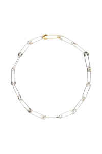 BRACCIALE SAFETY PIN LINK