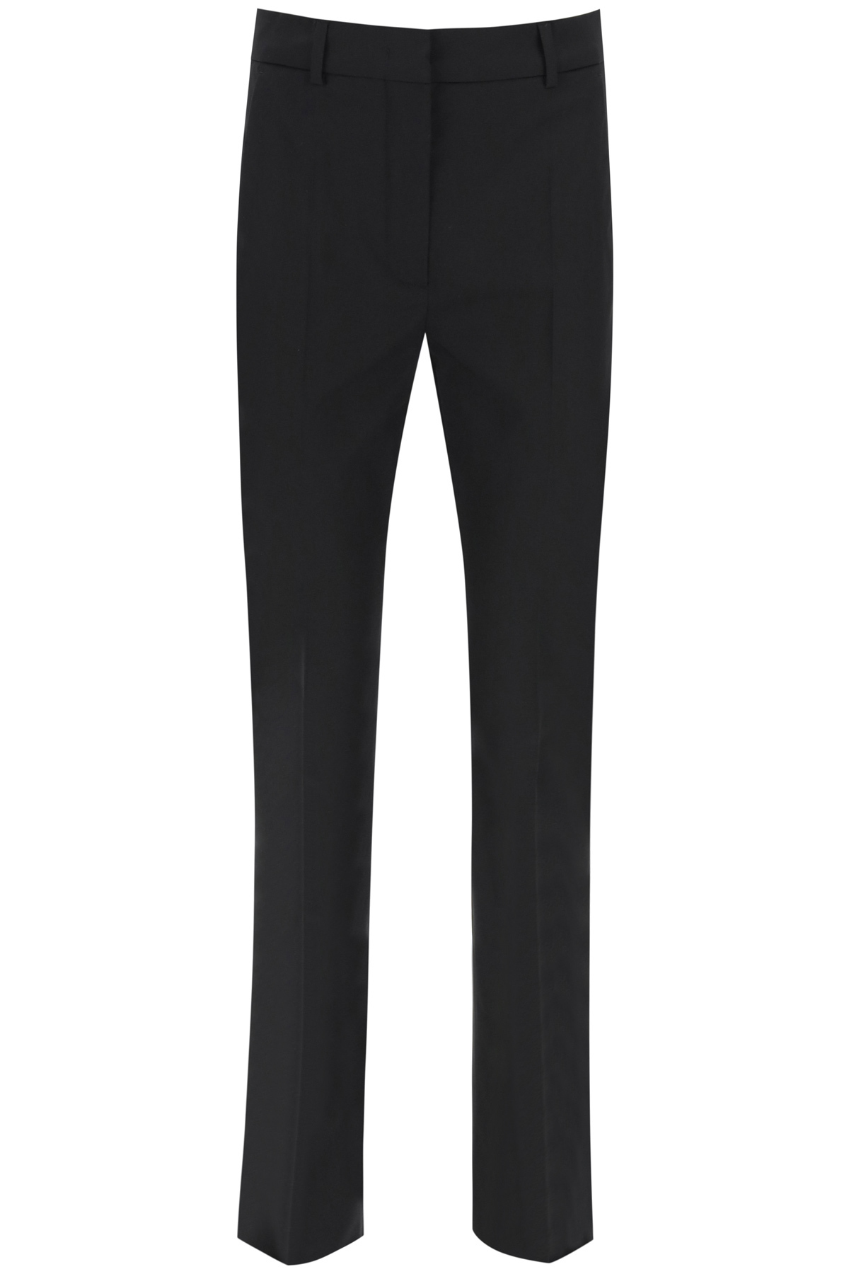 COTTON TAILORED TROUSERS